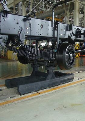 重型汽车滑橇输送机