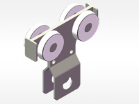 铝合金KBK工具滑车