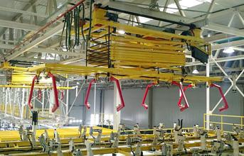 空中自行小车输送机系列