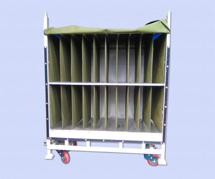 CNY80C发动机罩盖料架